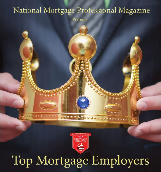 Equity Resources: America's Top Mortgage Employer Award
